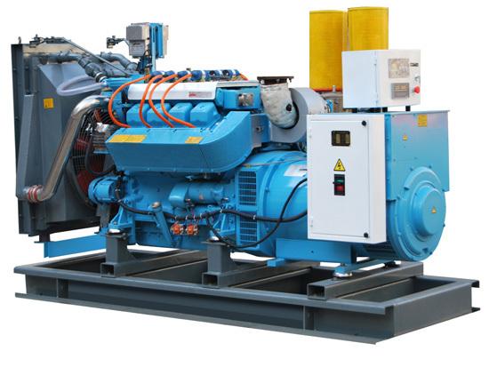 10kw To 1000kw Deutz Mwm Gas Generator