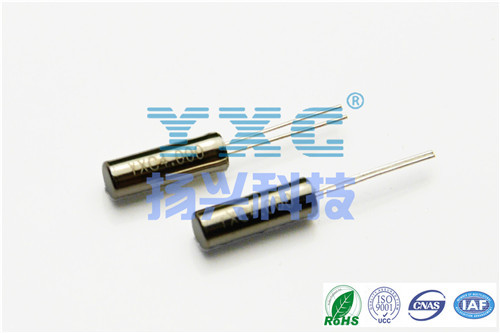 10mhz 3 8mm Dip Quartz Crystal Resonator 20pf 20ppm 10 Mhz 000 3080