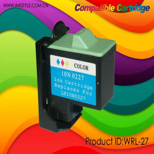 10n0027 No 27 Colour Compatible Cartridge For Lexmark