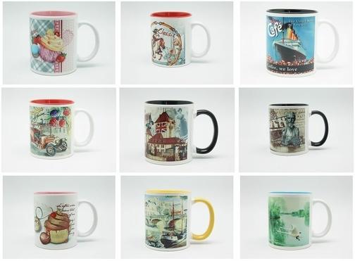 11 0z Sublimation Mug Hot Sale Stoneware