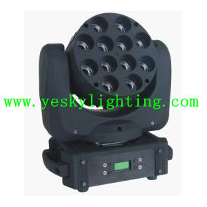 12 12w Rgbw 4 In 1 Led Moving Beam Yk 115
