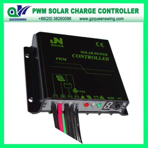 12 24v Waterproof Auto 5a Pwm Solar Charge Controller