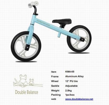 12 Inch Alumnium Alloy Balance Bike Ce Approved Kick Kids