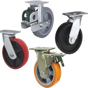 12 Inch Caster Wheels