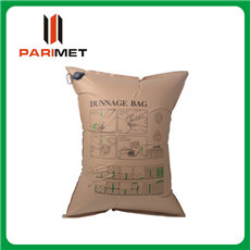 1200 2200mm High Quality Paper Dunnage Bags