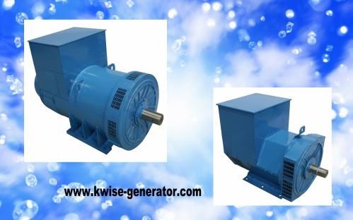 1200kw Double Bearing Ac Brushless Generator Manufactured By Fujian Kwise