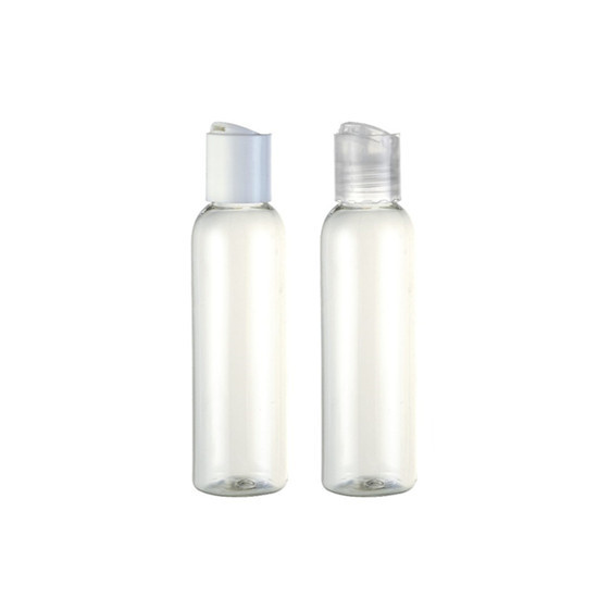 120ml Plastic Pet Make Up Water Bottle