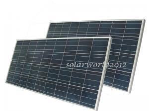 120w 60w 2 12v Poly Solar Panel