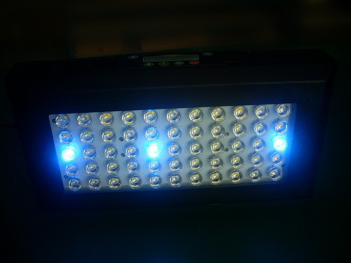 120w Aquarium Dimmable Lcd Timer Electricity Saving Box 3 Watt Leds And Yea