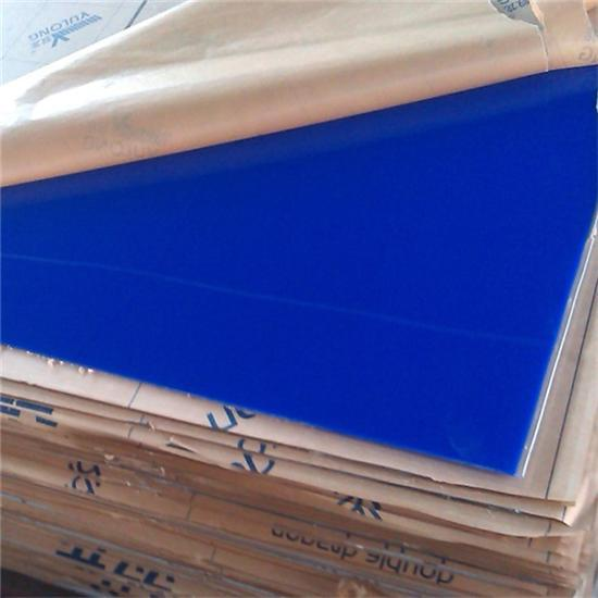 1250x2450mm Colored Acrylic Sheet