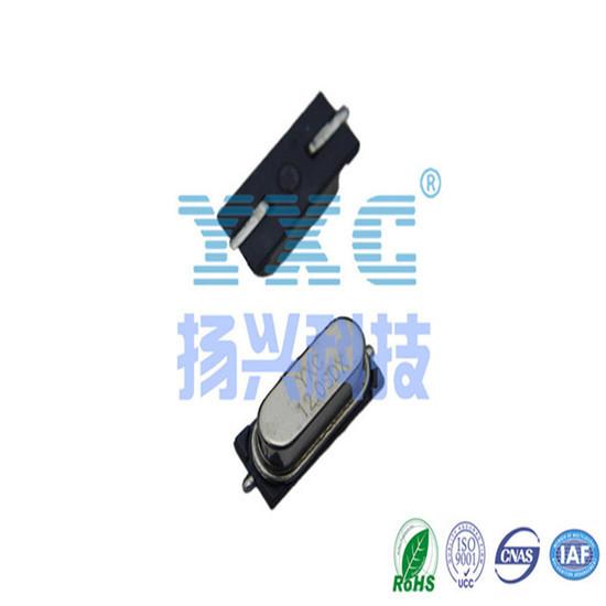 12mhz 49s Smd 20pf 20ppm Passive Quartz Crystal Resonator
