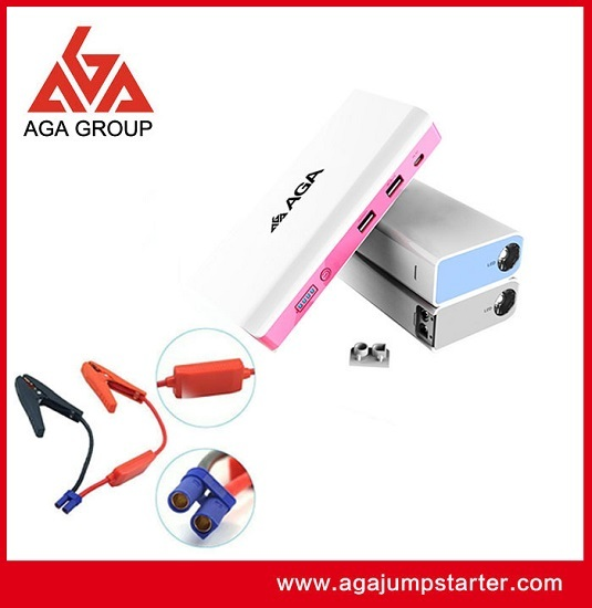 12v Emergency Tool Aga Patented Model Car Battery Booster Power Bank Wit