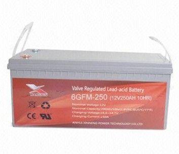 12v250ah Lead Acid Battery