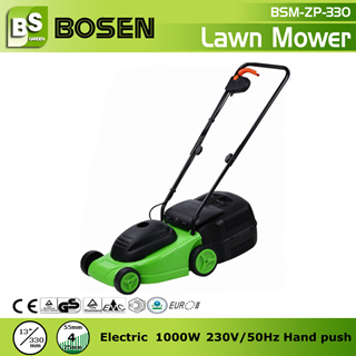 13 Hand Push Electric Lawn Mower