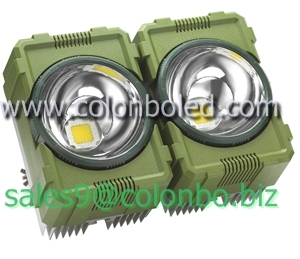 140w Led High Pole Light Meanwell Driver Bridgelux Chips Ce Certified 5 Yea