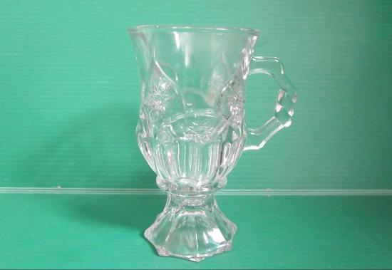 145ml Embossed Glass Beer Cup