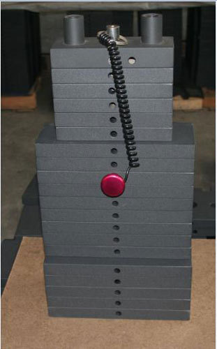 150 Lb Weight Stack Hybrid