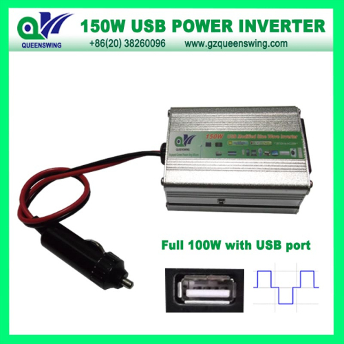 150w Car Power Inverter With Usb
