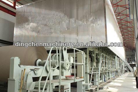 1575mm Kraft Paper Making Machine With Better Price Ratio