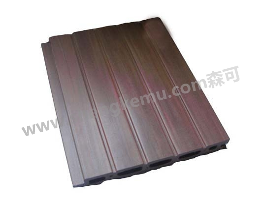 158 Outside Great Wall Wpc Wood Copy Outdoor Panel