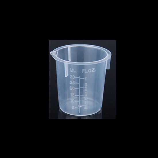 15ml Plastic Pp Liquid Medicine Measuring Cup