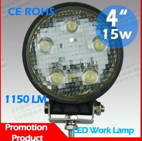 15w Led Work Lights 12v Car Light Nissan Accessories