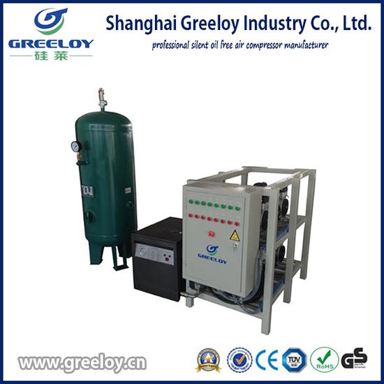 16kw 8 Bar Quiet Industrial Air Compressor Brand