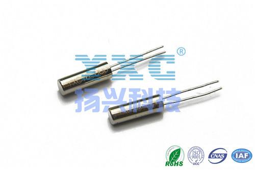 16mhz 2060 Dip 12pf 20ppm Quartz Crystal Resonator 2pin 16 000mhz