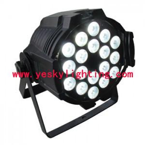18 10w Rgbw 4in1 Led Par Light Yk 223