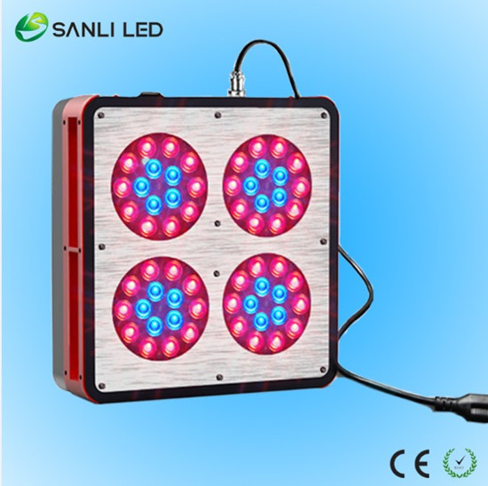 180w Led Grow Lights With 730nm 630nm 450nm 660nm For Green House Lighting