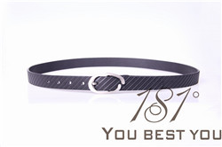 181 Ladies Leather Belt New For This Spring