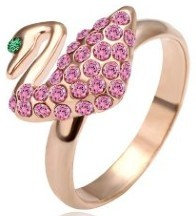 18krgp Ring Fashion Jewelry