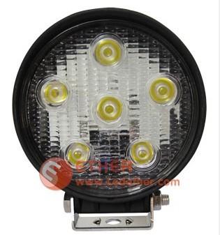 18w Led Work Spot Light E Wl 0007