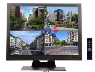 19 Inch Cctv Led Monitor Professional Series