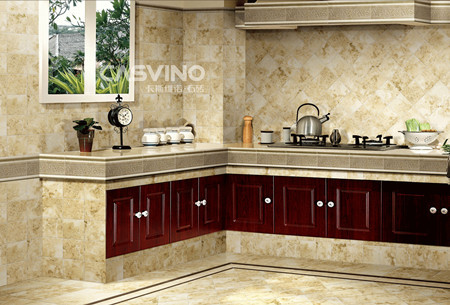 1915 Antique Marble Tile For Bathroom Kitchen