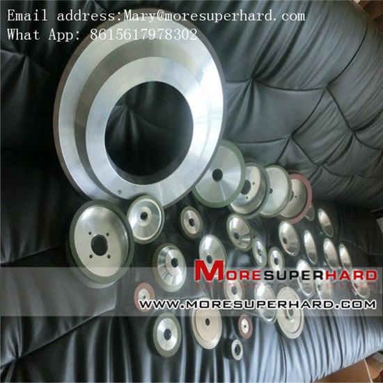 1a1 3a1 6a2 11v9 12v9 14f1 Vitrified Resin Diamond Cbn Grinding Wheel