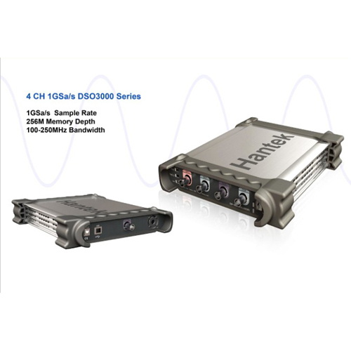 1gsa S Pc Based Oscilloscope Dso3000 Series