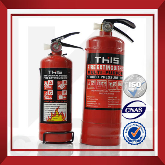 1kg Portable Powder Fire Extinguisher Emergency Products