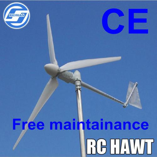 1kw Wind Turbine Aero Generator For House Use