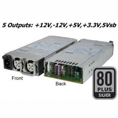 1u Single Power Supply M1d 650d1 650w