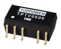 1w Dual Output Dc Converter Tptv 3kvdc Isolatiion Smd