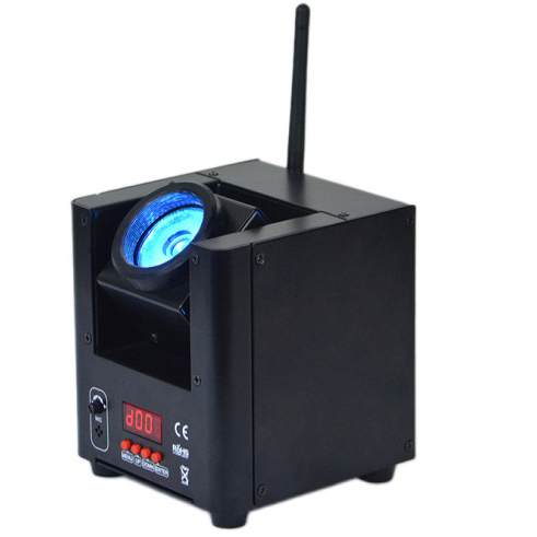 1x15w Rgbw Battery Powered Wireless Dmx Led Stage Light