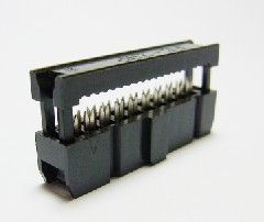 2 0 1 27mm Pitch Idc Connectors