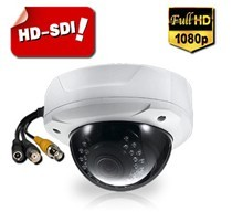 2 0mp Hd Sdi 8 12mm Varifocal Lens Ir Wdr Vandalproof Cctv Security Dome Ca