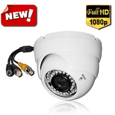 2 0mp Hd Sdi 8 12mm Varifocal Lens Wdr Ir Cctv Security Metal Dome Camera
