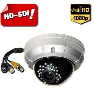 2 0mp Hd Sdi Varifocal Ir Wdr Vandalproof Cctv Security Dome Camera Sve D20