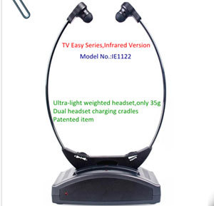 2 4ghz Digital Wireless Tv Headset