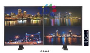 2 Inch Digital Signage Led Monitor