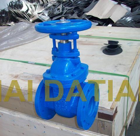 2 Inch Manual Operated Cast Steel Gate Valve Shanghai Datian