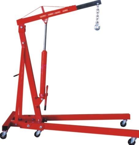 2 Ton Folding Shop Crane Vk3020b Garage Equipments
